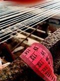 Fábrica de seda vietnamita Foto de archivo libre de regalías