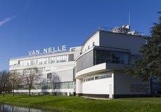 Fábrica de Van Nelle Foto de Stock Royalty Free