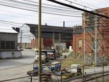 Fábrica de Virginia Occidental imagenes de archivo