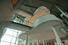 Fábrica de Volkswagen en Dresden Imagen de archivo