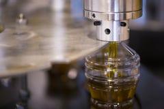 Fábrica del aceite de oliva, Olive Production Fotos de archivo libres de regalías