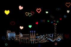 Fábrica del amor Imagen de archivo libre de regalías