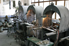 Fábrica del Cloisonne, Pekín Imagen de archivo libre de regalías