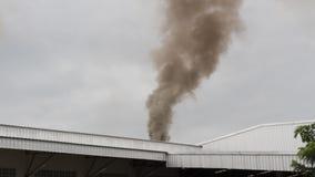 Fábrica del humo almacen de metraje de vídeo