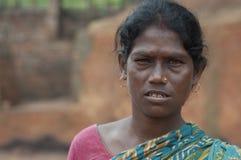 Fábrica del ladrillo en la India Fotografía de archivo