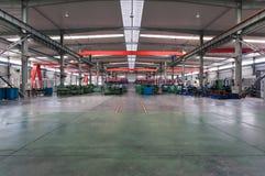 Fábrica del taller de la planta Imagen de archivo libre de regalías