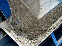 Fábrica do cimento fotografia de stock