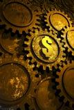 Fábrica do dinheiro Imagem de Stock