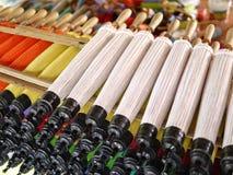 Fábrica do guarda-chuva Fotos de Stock