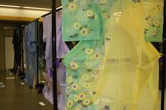 Fábrica do quimono Fotos de Stock Royalty Free