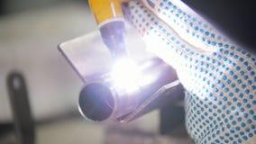 Fábrica industrial  almacen de metraje de vídeo