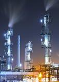 Fábrica industrial Imagens de Stock Royalty Free