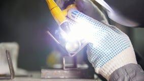 Fábrica industrial  Trabajo detallado metrajes
