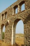 Fábrica Ruins4 da telha foto de stock royalty free