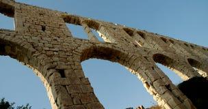 Fábrica Ruins9 da telha Imagem de Stock Royalty Free