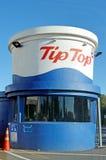 Fábrica superior do gelado da ponta Imagens de Stock Royalty Free