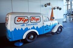 Fábrica superior do gelado da ponta Foto de Stock Royalty Free