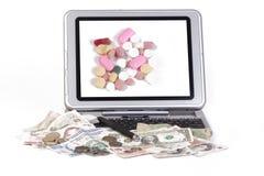 Fármacos Imagem de Stock