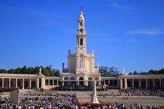 Fátima. Imagen de archivo libre de regalías