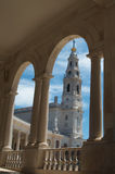 Fátima Santuary en Portugal Fotografía de archivo libre de regalías