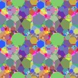 fördjupad kaleidoscope Royaltyfri Foto