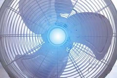 Fã de ventilação do metal Fotografia de Stock