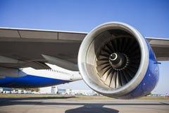Fã do turbocompressor Imagens de Stock