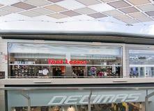 FÃ Mallorca da loja de Foot Locker imagens de stock royalty free