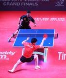 Fã Zhendong da rotação da parte superior de China fotografia de stock royalty free