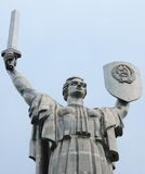 Fäderneslandstaty, Kiev Royaltyfri Foto