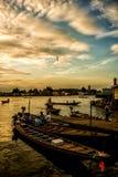 Fähre in Thailand Lizenzfreie Stockfotografie