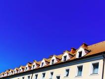 Fälliges Haus Lizenzfreies Stockbild