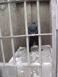 fängelse Royaltyfria Foton