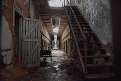fängelse Royaltyfria Bilder