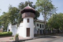 FÄNGELSE FÖR THAILAND BANGKOK KORRIGERINGSMUSEUM arkivbild