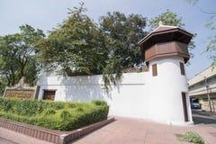 FÄNGELSE FÖR THAILAND BANGKOK KORRIGERINGSMUSEUM royaltyfria bilder