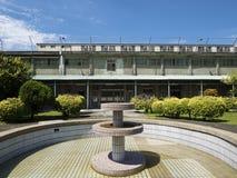 Fängelsearresten av Jing-Mei Human Rights Memorial och kulturellt parkerar royaltyfria bilder