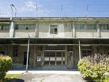 Fängelsearresten av Jing-Mei Human Rights Memorial och kulturellt parkerar arkivfoto