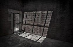 Fängelsecell Royaltyfria Foton