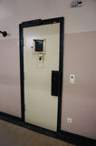 Fängelsecelldoor Arkivbilder