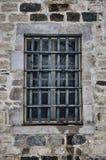 Fängelsefönster Arkivbild