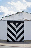 Fängelseportarna Royaltyfri Bild