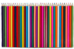 fängslad mångfärgad stapel Arkivbilder