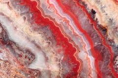 Färben Sie Achatmineralhintergrund Stockbilder