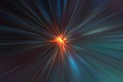Färben Sie Bewegungshintergrund der schnellen Geschwindigkeit der Beschleunigung super lizenzfreie abbildung