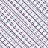 Färben Sie gestreifte nahtlose Muster Stockfoto