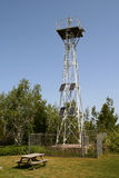 Färberschachtleuchtturm Stockbilder