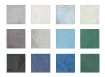 Färbung die Farbe und den Ton der dekorativen Beschichtung - Sand Lizenzfreies Stockbild