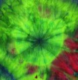 Färbungsbatikgewebe für Hintergrund und Beschaffenheit Stockbilder