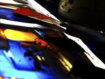 färg Arkivfoton